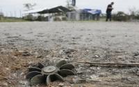 Конфликт на Донбассе: боевики ударили из запрещенного оружия