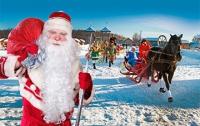 В «Парке Киевская Русь» открывается главная резиденция Деда Мороза