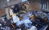 Трагедия в Киеве: парня зарезали и подожгли в собственной квартире