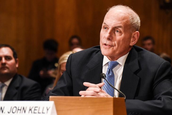 Джон Келли: США невсостоянии защититься от русского ядерного удара