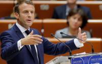 Макрон с трибуны ПАСЕ поприветствовал Россию, сказав, что без нее европейские ценности не те