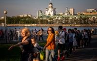 Жители российского города протестуют против строительства, затеянного РПЦ