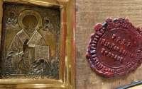 Подаренная Лаврову украинская икона стоит более 10 миллионов