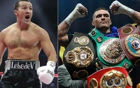 WBA обязала Усика провести бой с россиянином Лебедевым