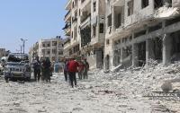 Турция и Германия обеспокоены последствиями российских атак в Сирии