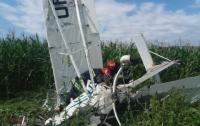 Два человека пострадали в результате падения дельтаплана