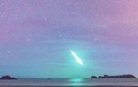 Жители Австралии зафиксировали взрыв и падение НЛО
