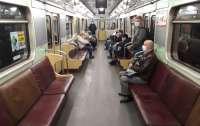 В киевском метро вводят жесткий контроль карантина
