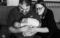 Родина влаштувала фотосесію для двійні, знаючи, що один з них помре