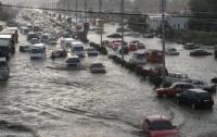 Тбилиси затопило, погибли пятеро