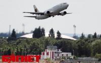 В 2015  Европа откроет все свои аэропорты украинским самолетам