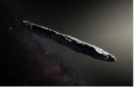 Межзведный астероид, прилетевший в Солнечную систему, может принадлежать внеземным цивилизациям