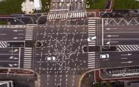 В Румынии появилась дорога, которая сводит водителей с ума