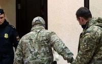 Адвокаты посетили в Москве пятерых украинских моряков и рассказали об их состоянии