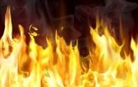 На Донбассе горела пятиэтажка: погибла женщина