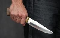 На Харьковщине пьяный отец ранил ножом сына с целью воспитания