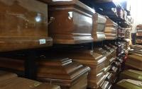 Кореянка задохнулась в гробу во время обряда для привлечения удачи
