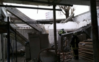 На стройке в Киеве случилась трагедия (видео)