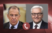 Штайнмайер и Лавров обсудили Украину