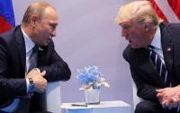 Белый дом: официальной встречи Путина и Трампа не будет