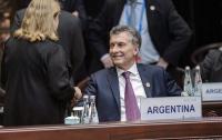 Президент Аргентины запретил чиновникам ехать на ЧМ–2018