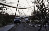 Во Франции от урагана