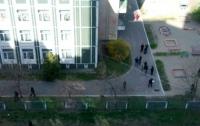 У киевского детского сада, где произошел взрыв, нашли вторую