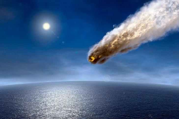 Ученые поведали опоследствиях падения метеорита вокеан
