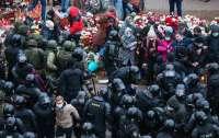 Взрывы и стрельба: в Минске силовики жестко разогнали протестующих (видео)