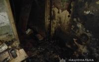 В дом участника АТО бросили