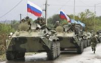 В Сумской области замечены российские БТРы