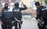 Самураи напали на штаб полиции в Индонезии, есть жертвы