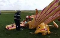 В небе над Румынией столкнулись самолеты, есть жертвы (видео)