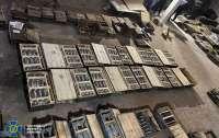 СБУ не допустила «распродажу» арсенала военной части в Николаеве: «торговец» сохранял десятки тысяч боевых патронов, сотни снарядов и мин (видео)