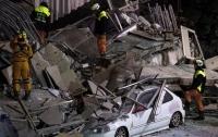 Землетрясение на Тайване привело к гибели людей