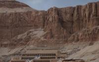 В пустыне Египта нашли таинственный храм