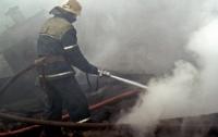 В Черновцах горела многоэтажка