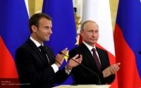 Франция не скрывает желания вернуть Россию на международную арену с помощью украинского президента
