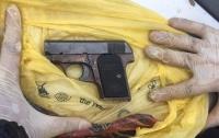Под Винницей СБУ задержала продавца оружия