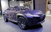 Lexus готовит роскошный кроссовер