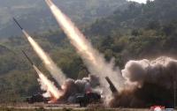Пхеньян третий раз за неделю запустил несколько неопознанных снарядов