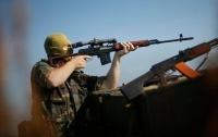 Террористы подстрелили мирного жителя во время учений, - разведка