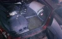 За сутки в Киеве горели два автомобиля