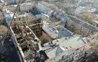 Пожар в Одессе: от следствия прятали документы