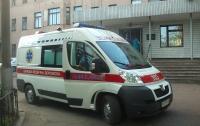 Под Киевом школьника забрали в больницу прямо во время ВНО