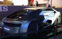 Panasonic представит собственный беспилотный концепт