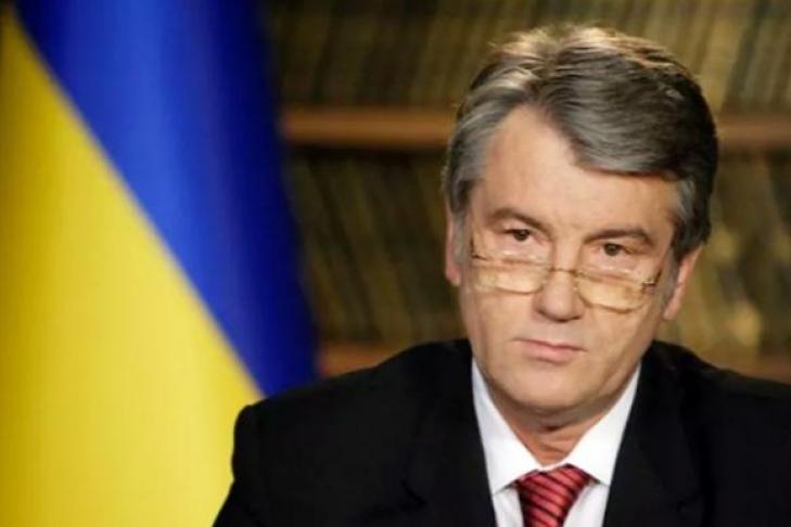 Ющенко сказал, из-за кого Украина неполучила Томос доэтого