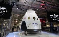 Запуск корабля Dragon компании SpaceX перенесли