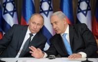В Кремле сообщили, что Нетаньяху рассказал Путину о визите в Украину
