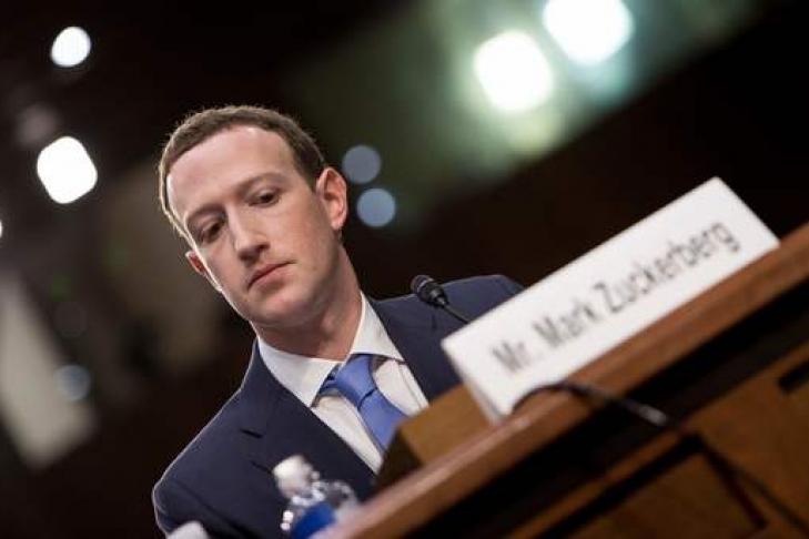 «Моя ошибка». Цукерберг извинился заслабую защиту данных пользователей социальная сеть Facebook